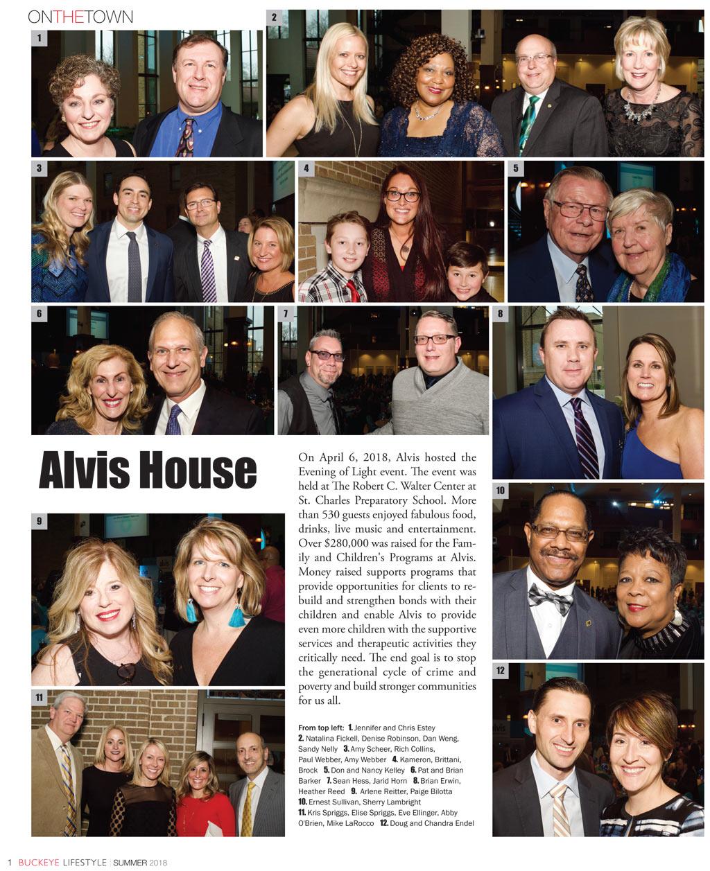 Alvis House