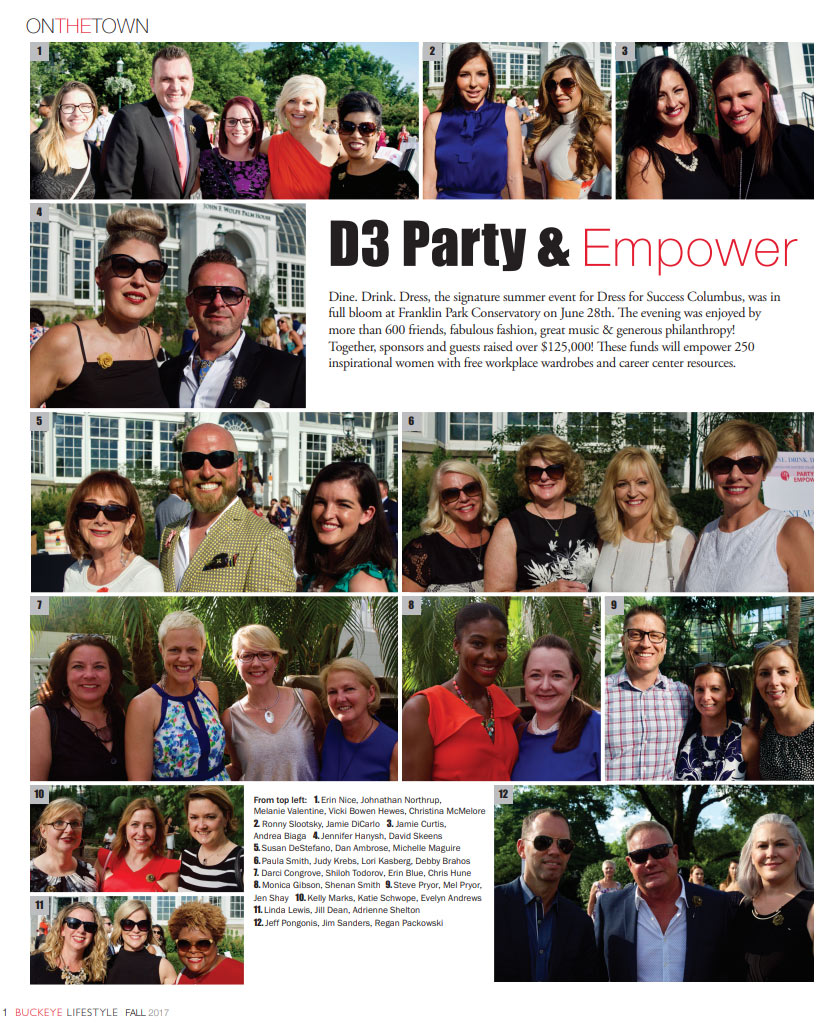 D3 Party & Empower