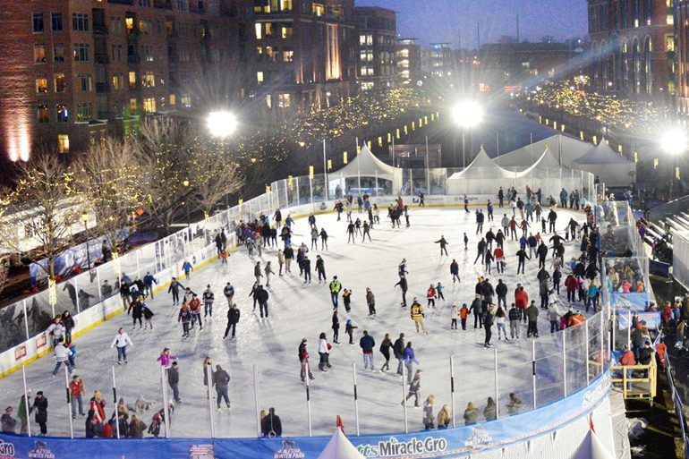 Columbus-events-Winter-Park-in-the-Arena-District
