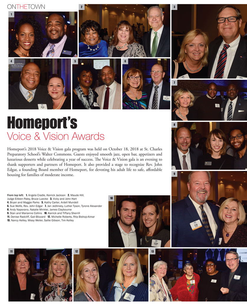Homeport Voice & Vision Awards
