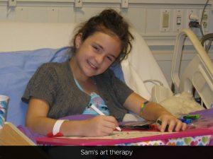 Sam-in-hospital