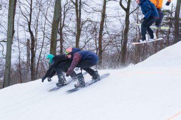 Snow-Trails