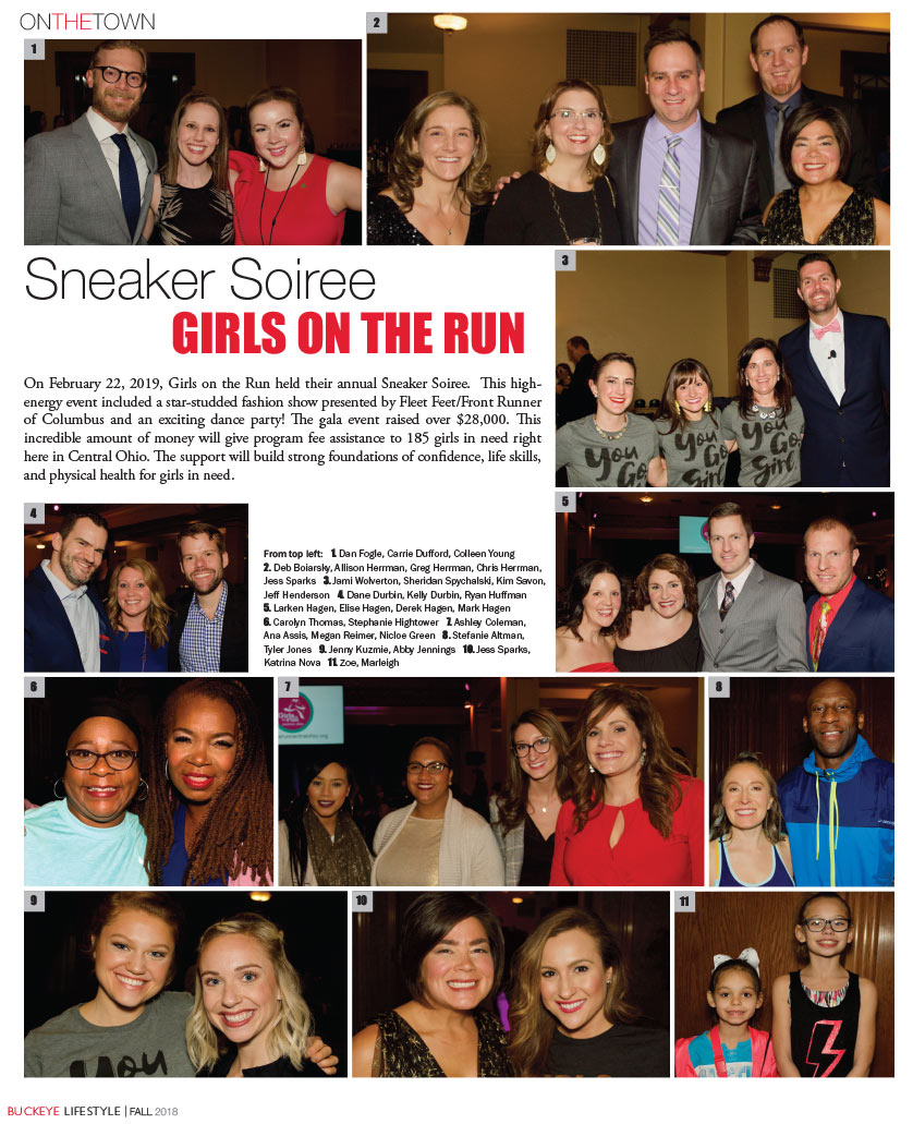 Sneaker Soiree – GIRLS ON THE RUN