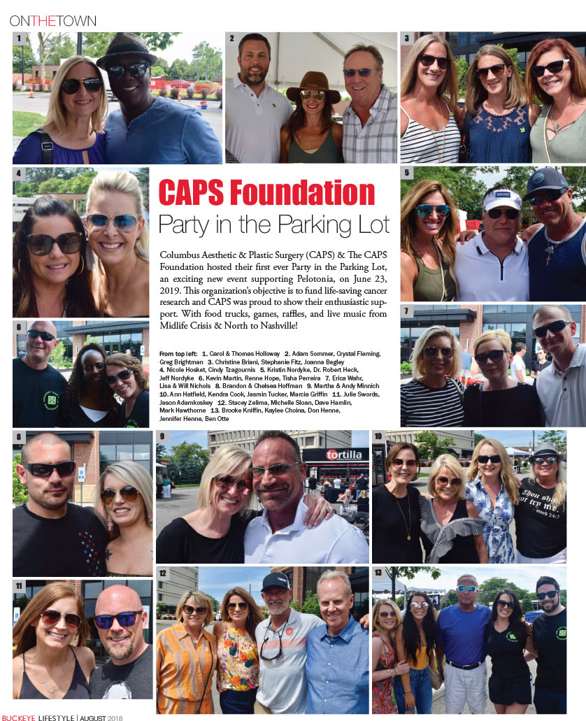 CAPS Foundation – Party in the Parking Lot
