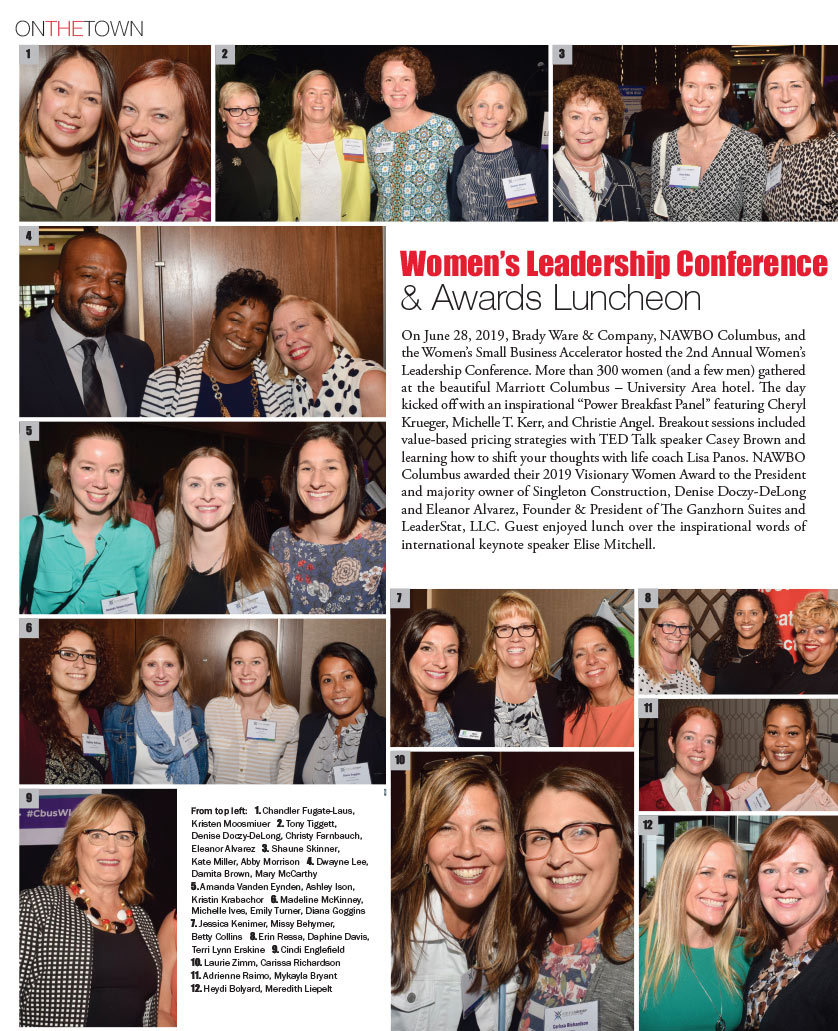 Woman's Leadership Conference & Awards Luncheon
