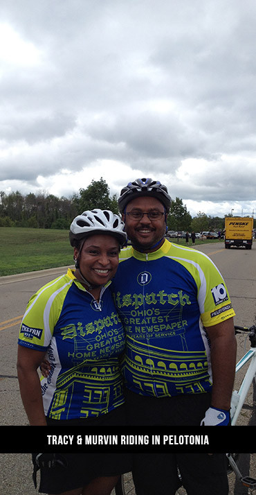 Tracy-Murvin-riding-in-Pelotonia
