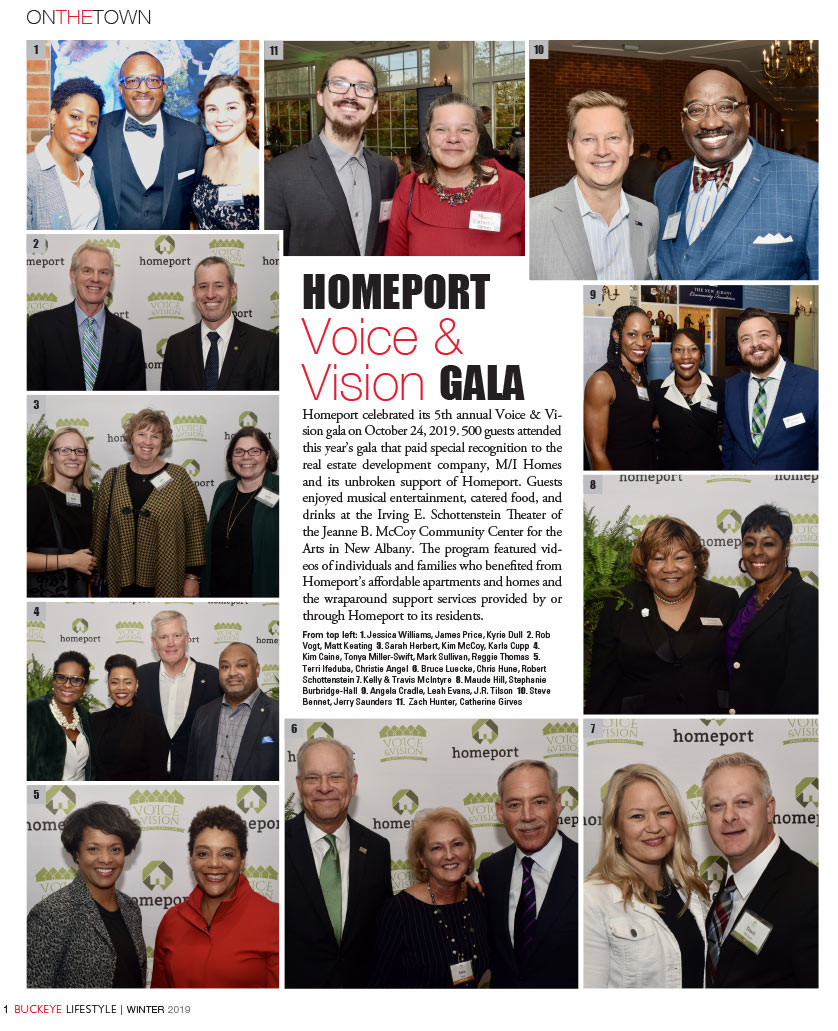 HOMEPORT Voice & Vision GALA