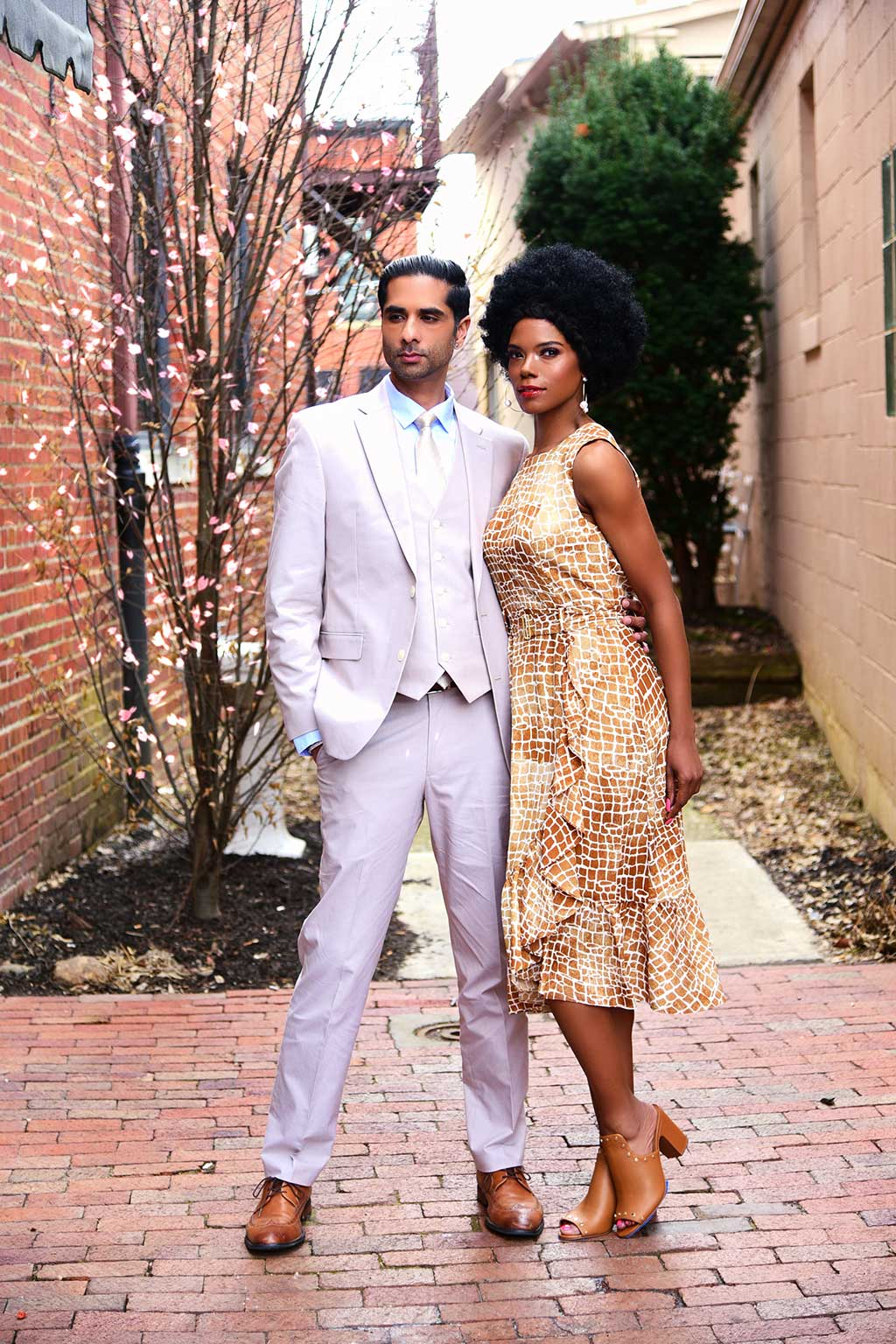 Nehal Patwa & Akilah West Buckeye Lifestyle