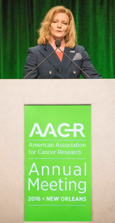 American-Association-for-Cancer-Research-Event-Speech